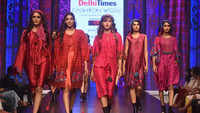 Niki Mahajan presents her gorgeous collection at DTFW 2019