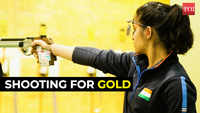 Tokyo 2020: Manu Bhaker aiming to clinch a gold medal