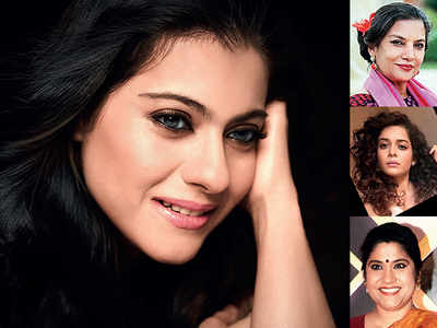 Heard this? Kajol joins Shabana Azmi and Mithila Palkar in Renuka Shahane's Tribhanga