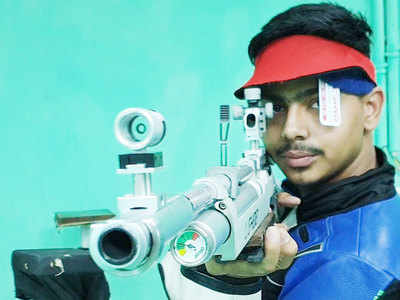 Shooter Mohit Agnihotri's story: A borrowed rifle, a father's sacrifice and Olympic dreams