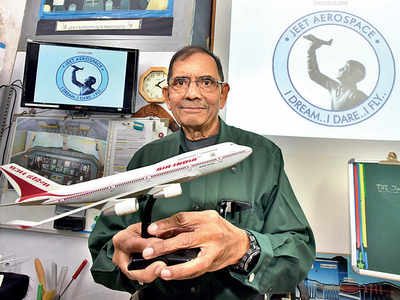 Capt Anil Gadgil who pointed out fault in MIG-21 passes away