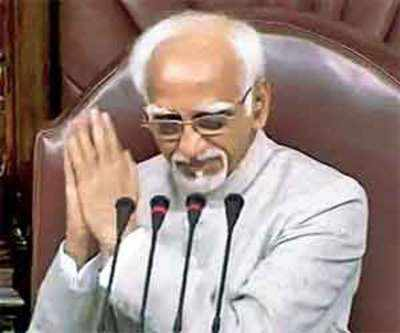 Ansari says criticism keeps democracy alive
