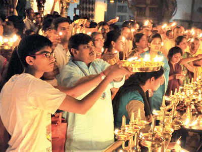 Malleswaram Mirror Special: Around Town: The lights are on