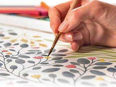 PLAN AHEAD : Learn art journaling