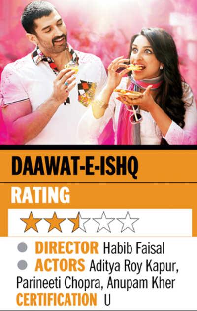 Film review: Daawat-E-Ishq