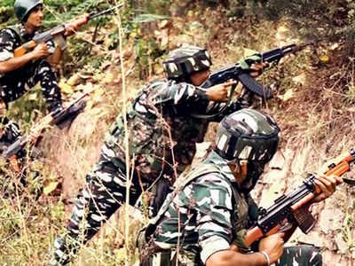 6 terrorists, 1 soldier killed in Kashmir