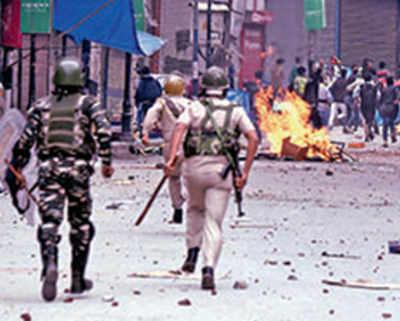 Internet banned in Kashmir
