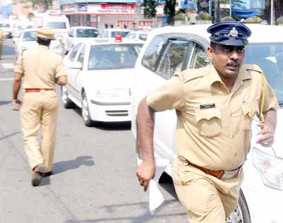 Now, Kerala cops to get special leaves to reduce stress