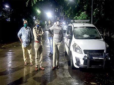 High drama after Karnataka cops land in Pune to arrest bizman