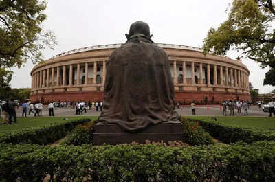 Parliament monsoon session live: We are ready for discussion but oppn not allowing it, Prahlad Joshi over Pegasus protest