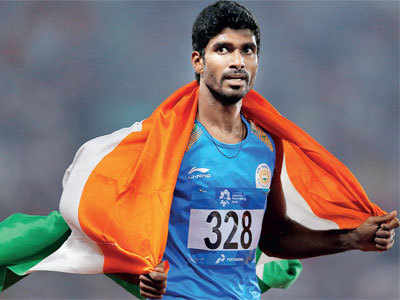 Asian Games 2018: Jinson Johnson, women relay team win gold