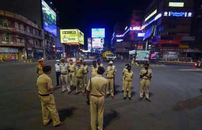 Coronavirus outbreak: Complete lockdown in 30 states & UTs; curfew in Maharashtra, Punjab