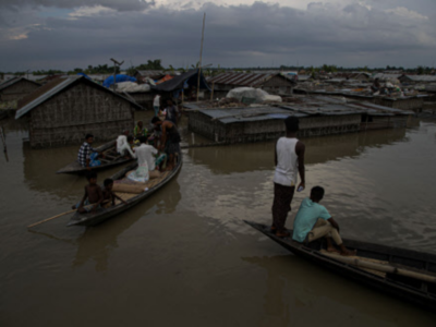 Assam Floods: 71 dead, over 39 lakh affected in 27 districts