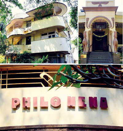 Dadar Parsi Colony: A Deco of Plans