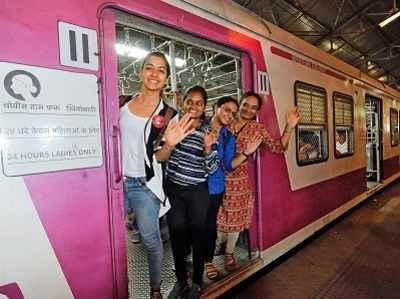 Western Railways plans to create history on International Women's Day with women-operated stations