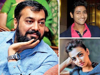 Anurag Kashyap ropes in Sairat actor Akash Thosar for Hindi film with Radhika Apte