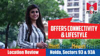Offers connectivity & lifestyle | Noida, Sectors 93 & 93A