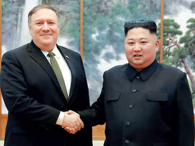 Kim 'ready' for int'l inspectors at nuke site: US