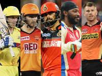 Top five: Most runs in an IPL season
