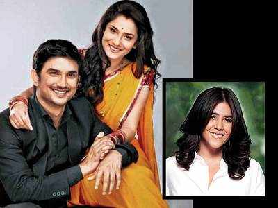 Ankita Lokhande approaches Ekta Kapoor for Pavitra Rishta Part Two as a tribute to Sushant Singh Rajput