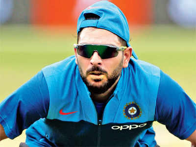 Champions Trophy 2017: Yuvraj Singh wants to be seen as a fighter