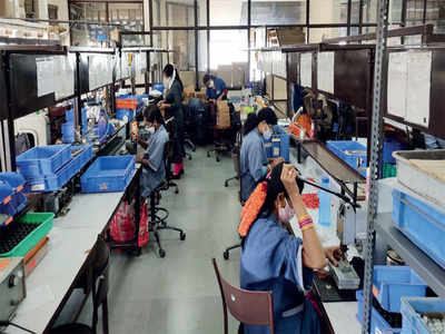 Race to keep Electronic City Covid free