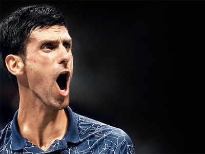 US Open: Novak Djokovic defeats John Millman