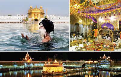 Pilgrim Nation: Amritsar: The Lake of Nectar