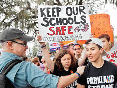 White House to help arm school staff: officials