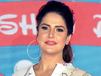 Zareen Khan: Biker dies after ramming into actress Zareen Khan's car