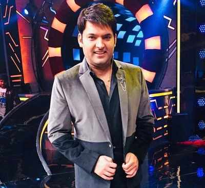 Kapil Sharma returns to TV in October