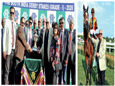 Small owners strike it rich on the Derby scene