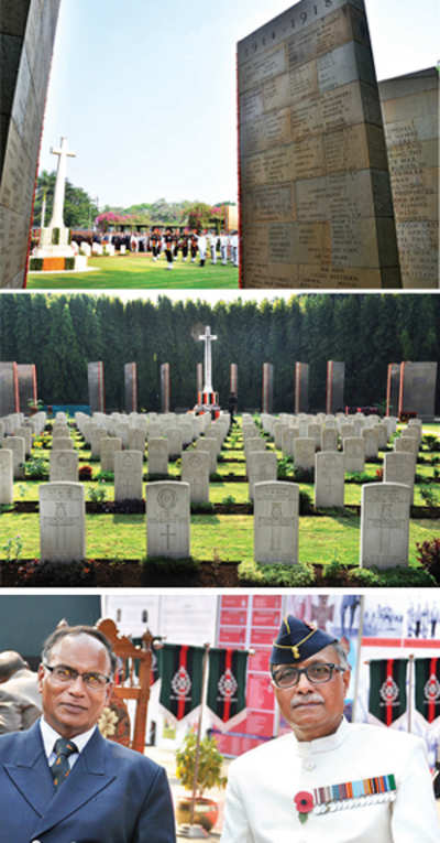 In memoriam: Army honours WW-I martyrs