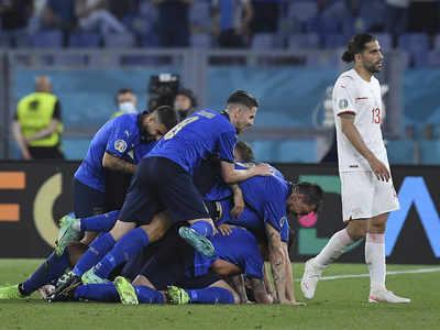 UEFA EURO 2020, Italy vs Switzerland Highlights: Italy beat Switzerland 3-0, qualify for knockout stages