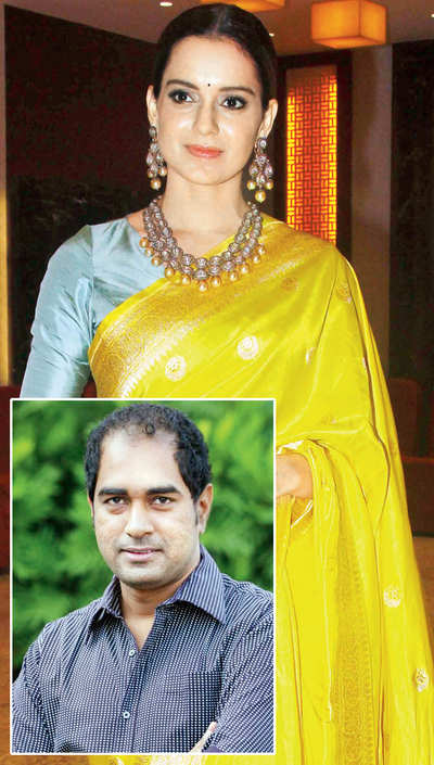 Krish on directing Kangana Ranaut-starrer Manikarnika - The Queen of Jhansi