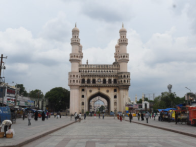 Hyderabad: Charminar, Golconda Fort to re-open from July 6