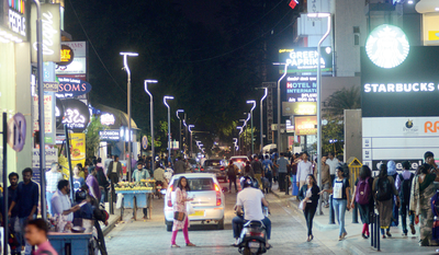 BBMP wants to save power, reduce intensity of LED lights after 11 pm in Bengaluru