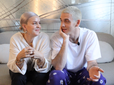 'We have the same vibe': How Lauv, Anne-Marie collaborated on 'F**k, I'm Lonely'