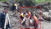 Rescue operations underway in Uttarkashi's Mori tehsil following cloudburst in area