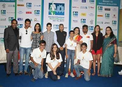 Mumbai Marathon aims at raising more than Rs 30 crore in charity