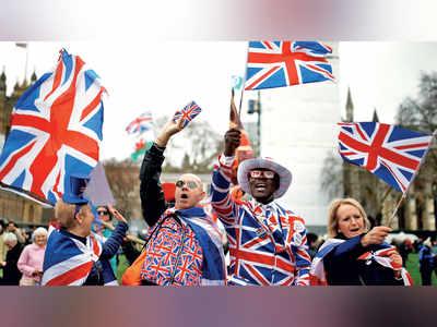 Britain finally leaves EU amid joy and sadness