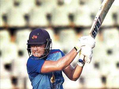 Syed Mushtaq Ali Trophy: Mumbai beat Madhya Pradesh by 9 wickets