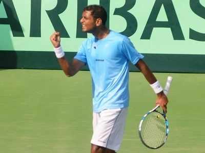 Davis Cup: Ramkumar Ramanathan beats Finn Tearney, gives India unassailable lead