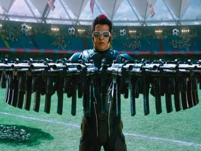 2.0 box office collection Day 2: Rajinikanth, Akshay Kumar-starrer soars high!