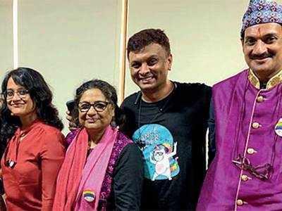 In a first, LGBTQ chair for Karnavati varsity