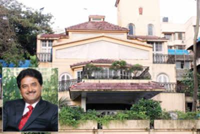 Kaka's Aashirwad is 'dream come true' for Bandra tycoon