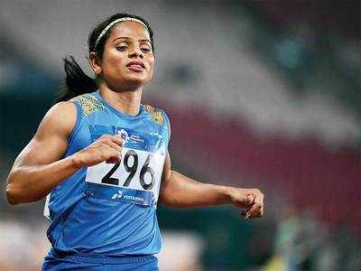 """I told the world out of helplessness,"" says Dutee Chand after her 'didi' threatened to go to the media"