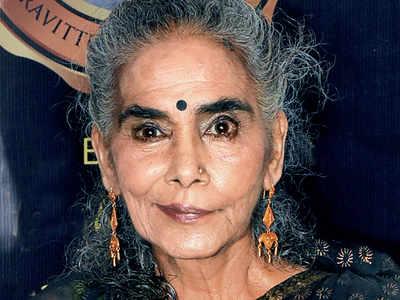 Surekha Sikri suffers brain stroke