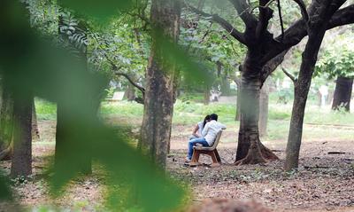 New surveillance system at Bengaluru's Cubbon Park will keep a stern eye on lovebirds