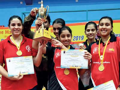Surat, Vadodara win team crowns